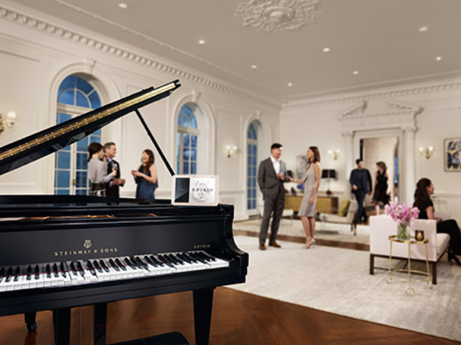 Add a Touch of Elegance to Your Home with Steinway & Sons Spirio Self-Playing Piano