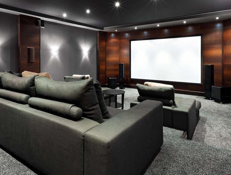 6 Upgrades That Will Make You Proud of Your Home Theater