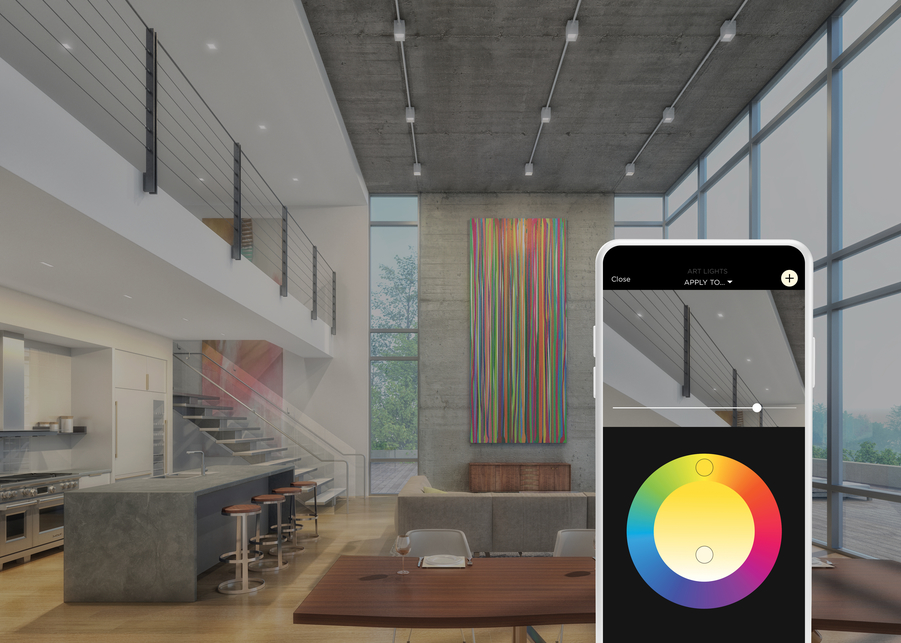 Feel Your Best with a Smart Lighting Control System