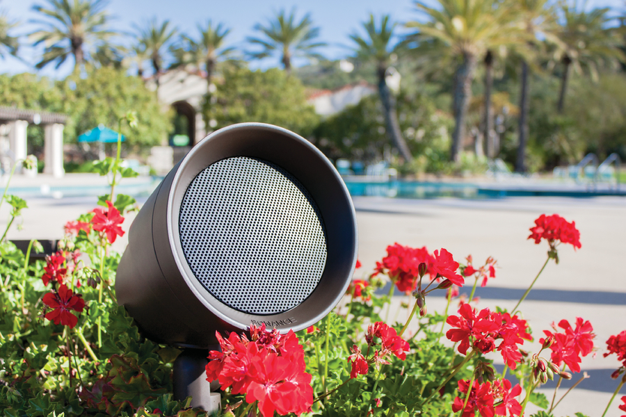Which Type of Speakers to Install in Your Backyard