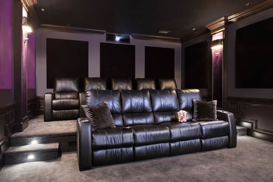 Upgrade Your Home Theater with 4K Projection