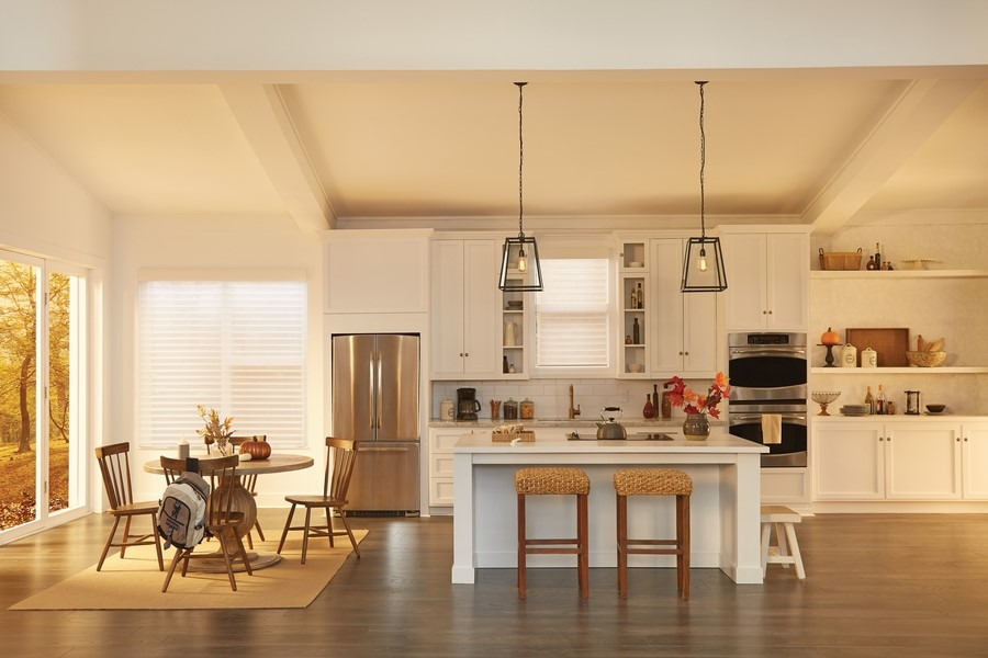 Bring Energy-Efficiency to Your Home with Motorized Shades